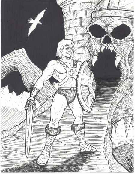 Adam Talley - He-Man