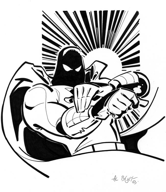 Al Bigley – Space Ghost