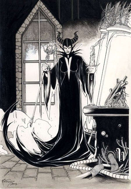 Richard Friend - Maleficent