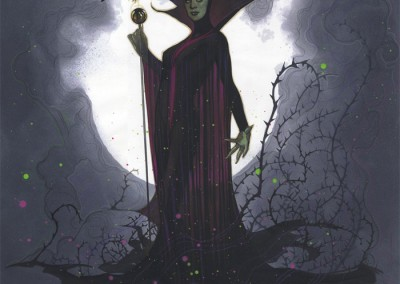 Adam Hughes - Maleficent