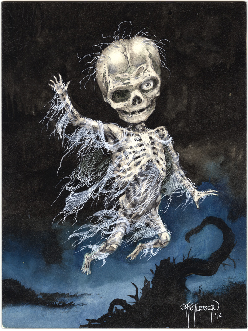 John Totleben - Casper the Friendly Ghost 2