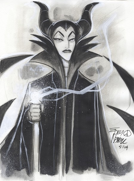 Eddy Newell - ‪‎Maleficent‬