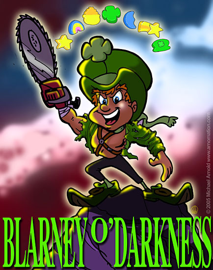 Mike Arnold - Blarney