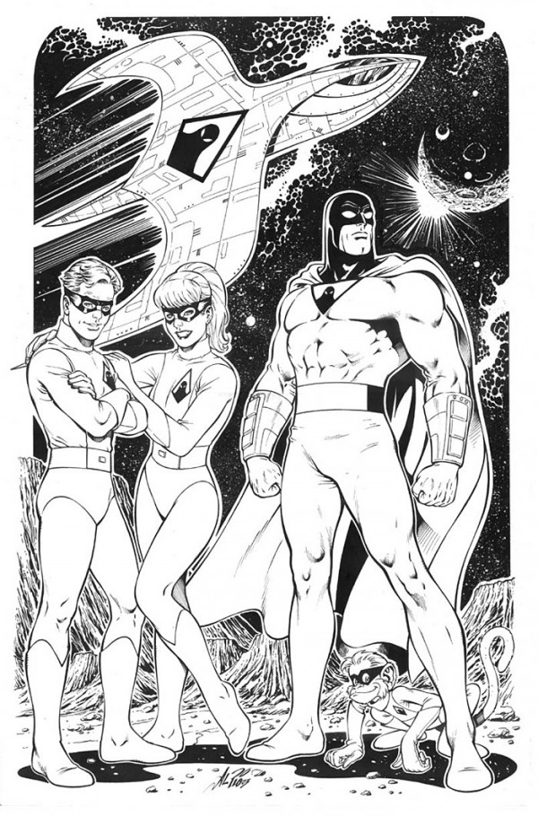 Al Rio - Space Ghost