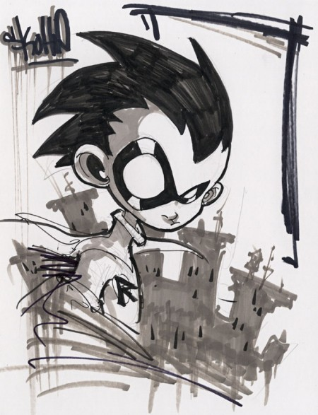Skottie Young - Robin