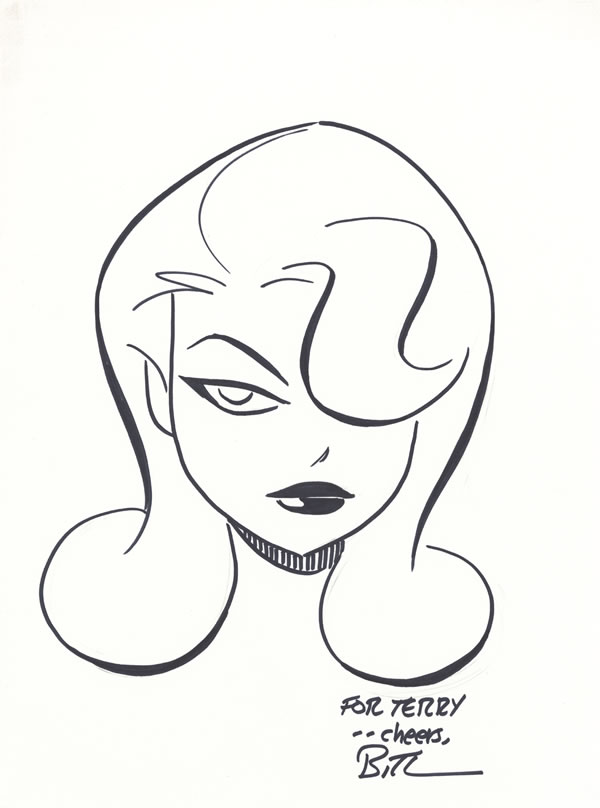 Bruce Timm - Poison Ivy