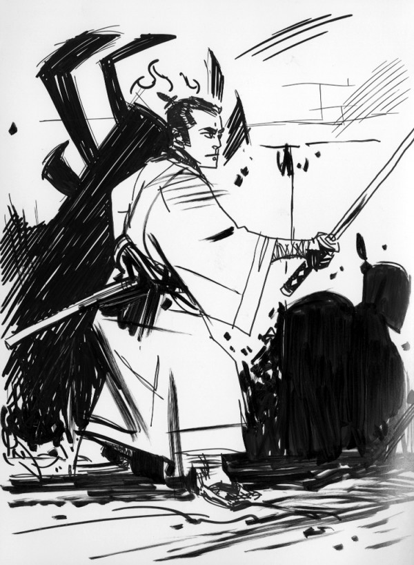 Tommy Lee Edwards - Samurai Jack