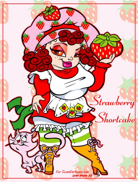 Leigh Young - Strawberry Shortcake