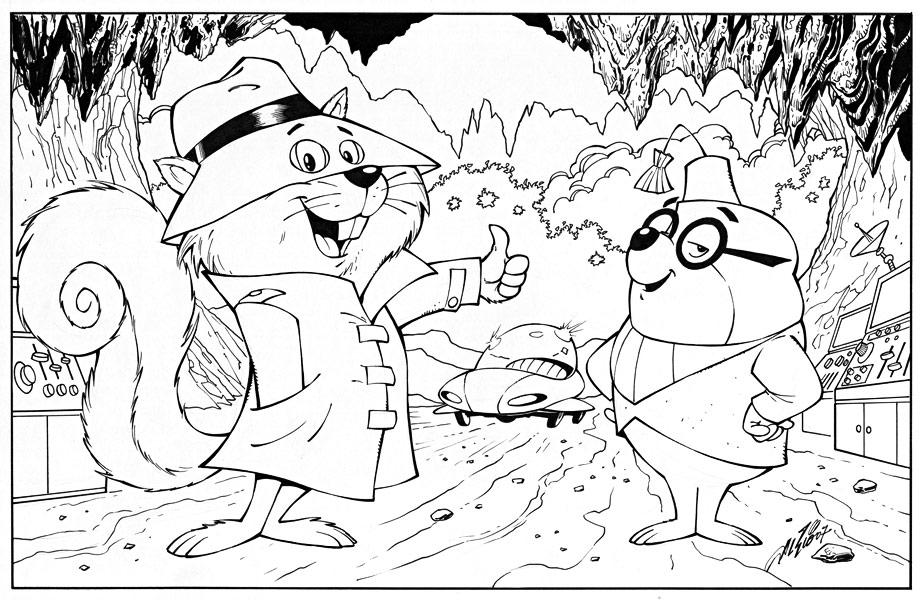 Al Rio - Secret Squirrel