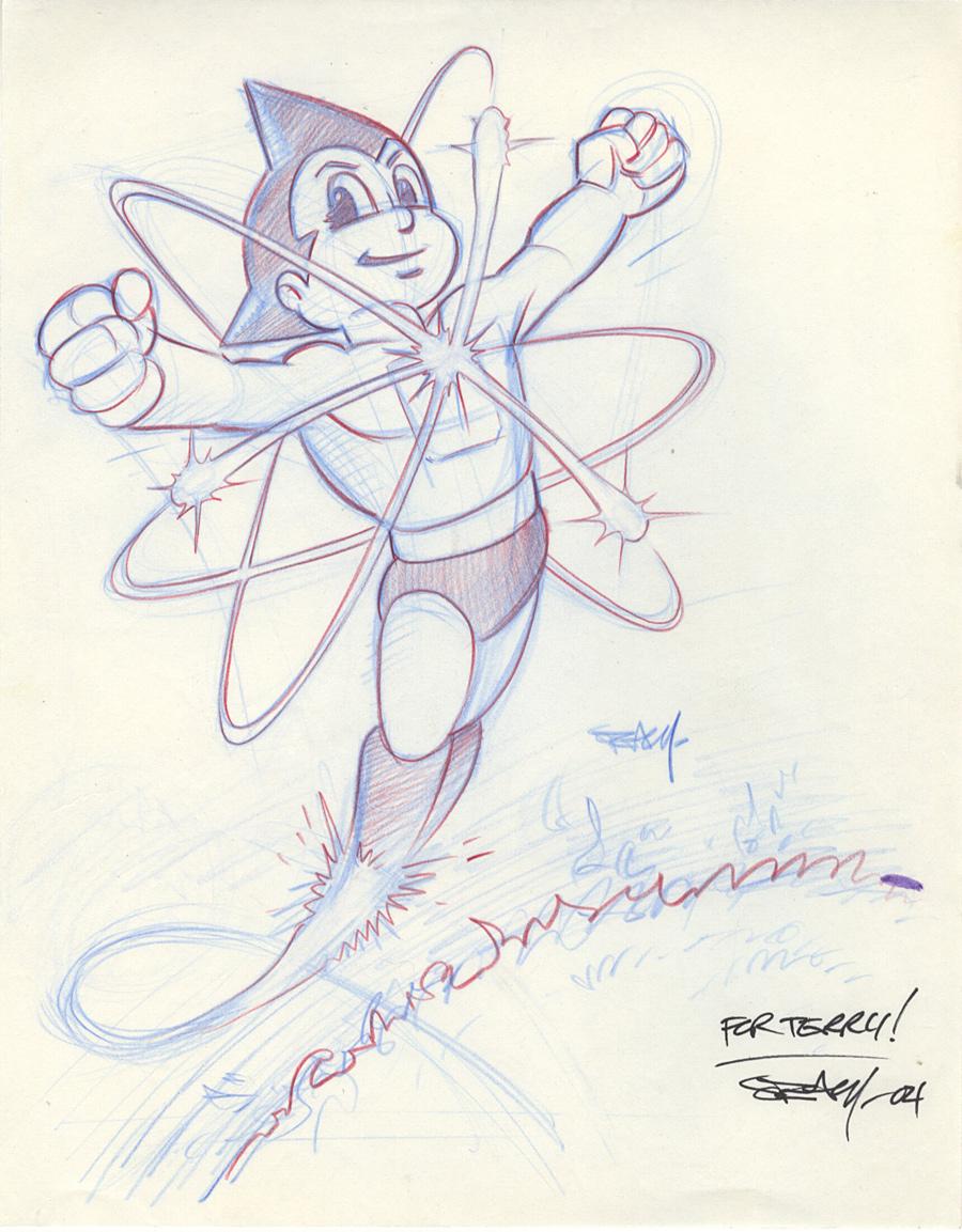 Ken Steacy - Astroboy