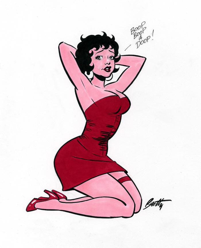 Terry Beatty - Betty Boop
