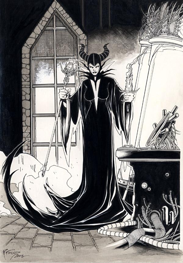 Richard Friend - Maleficent