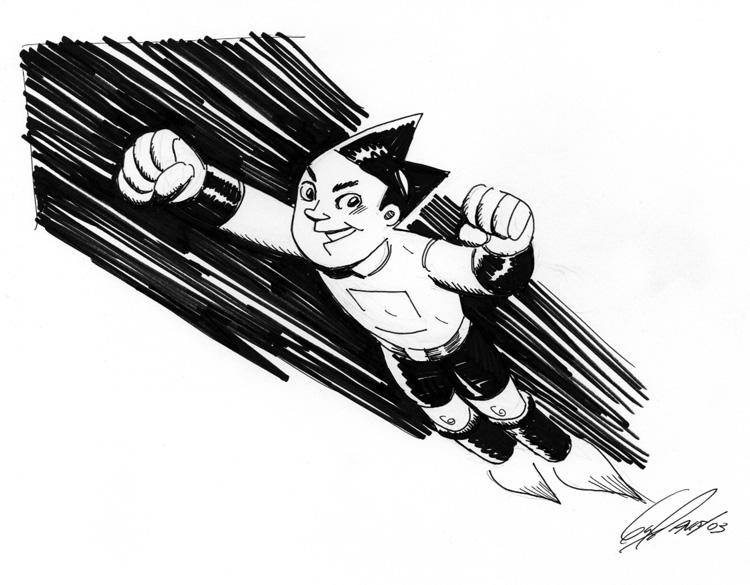 Guy Davis - Astroboy