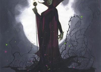 Adam Hughes - Maleficent