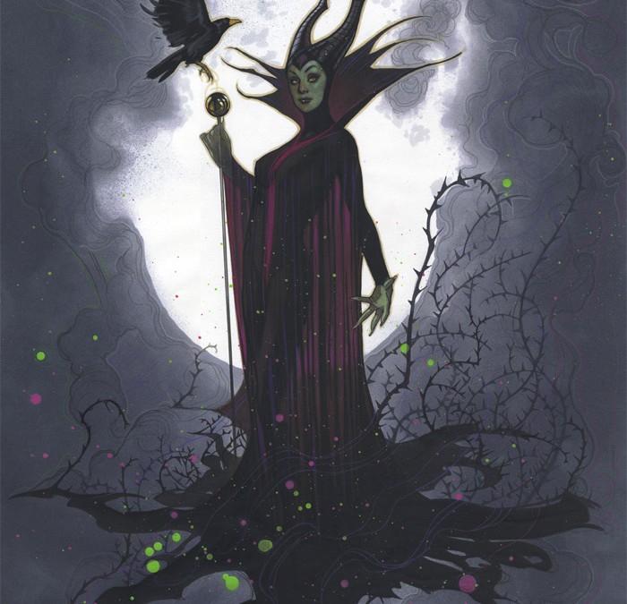 Adam Hughes – Maleficent