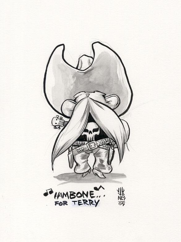 J.G. Jones - Hambone