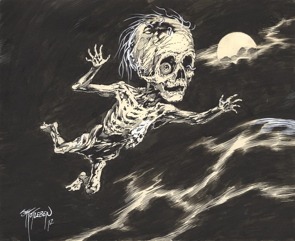 John Totleben - Casper the Friendly Ghost