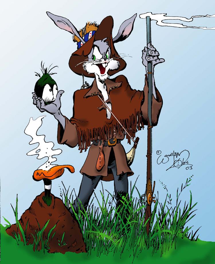 William Messner-Loebs - Bugs Bunny