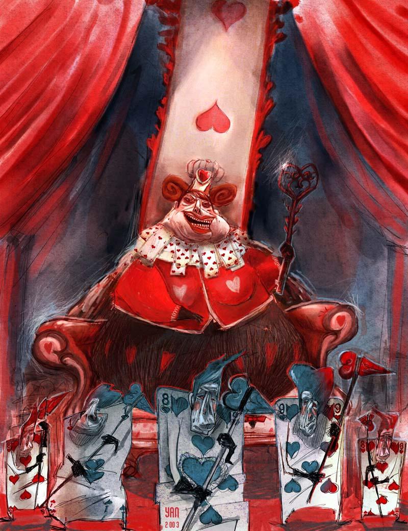 yOon - Queen Of Hearts